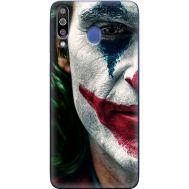 Силиконовый чехол Remax Samsung M305 Galaxy M30 Joker Background