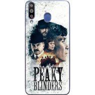 Силиконовый чехол Remax Samsung M305 Galaxy M30 Peaky Blinders Poster