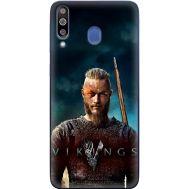 Силиконовый чехол Remax Samsung M305 Galaxy M30 Vikings