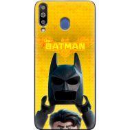 Силиконовый чехол Remax Samsung M305 Galaxy M30 Lego Batman