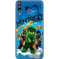Силиконовый чехол Remax Samsung M305 Galaxy M30 Lego Ninjago