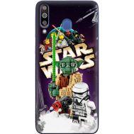 Силиконовый чехол Remax Samsung M305 Galaxy M30 Lego StarWars