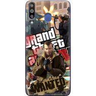 Силиконовый чехол Remax Samsung M305 Galaxy M30 GTA 4