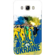 Силиконовый чехол Remax Samsung J510 Galaxy J5 2016 Ukraine national team