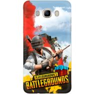 Силиконовый чехол Remax Samsung J510 Galaxy J5 2016 PLAYERUNKNOWN'S BATTLEGROUNDS