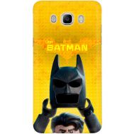 Силиконовый чехол Remax Samsung J510 Galaxy J5 2016 Lego Batman