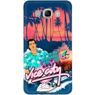 Силиконовый чехол Remax Samsung J710 Galaxy J7 2016 GTA Vice City
