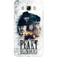 Силиконовый чехол Remax Samsung J710 Galaxy J7 2016 Peaky Blinders Poster