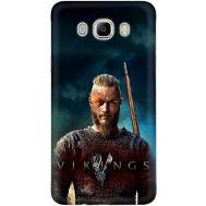 Силиконовый чехол Remax Samsung J710 Galaxy J7 2016 Vikings