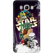 Силиконовый чехол Remax Samsung J710 Galaxy J7 2016 Lego StarWars