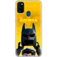 Силиконовый чехол Remax Samsung M215 Galaxy M21 Lego Batman
