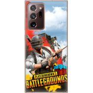 Силиконовый чехол Remax Samsung N985 Galaxy Note 20 Ultra PLAYERUNKNOWN'S BATTLEGROUNDS