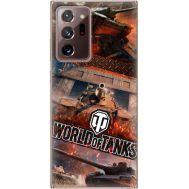 Силиконовый чехол Remax Samsung N985 Galaxy Note 20 Ultra World Of Tanks