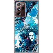 Силиконовый чехол Remax Samsung N985 Galaxy Note 20 Ultra Game Of Thrones