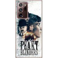 Силиконовый чехол Remax Samsung N985 Galaxy Note 20 Ultra Peaky Blinders Poster