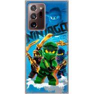 Силиконовый чехол Remax Samsung N985 Galaxy Note 20 Ultra Lego Ninjago