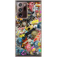 Силиконовый чехол Remax Samsung N985 Galaxy Note 20 Ultra CS:Go Stickerbombing