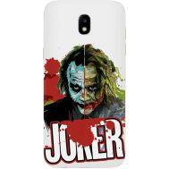 Силиконовый чехол Remax Samsung J530 Galaxy J5 2017 Joker Vector