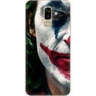 Силиконовый чехол Remax Samsung J810 Galaxy J8 2018 Joker Background
