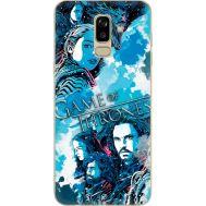 Силиконовый чехол Remax Samsung J810 Galaxy J8 2018 Game Of Thrones