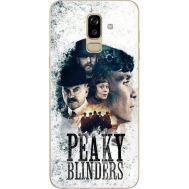 Силиконовый чехол Remax Samsung J810 Galaxy J8 2018 Peaky Blinders Poster