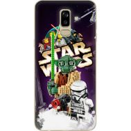 Силиконовый чехол Remax Samsung J810 Galaxy J8 2018 Lego StarWars