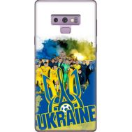 Силиконовый чехол Remax Samsung N960 Galaxy Note 9 Ukraine national team
