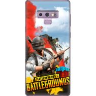 Силиконовый чехол Remax Samsung N960 Galaxy Note 9 PLAYERUNKNOWN'S BATTLEGROUNDS