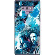 Силиконовый чехол Remax Samsung N960 Galaxy Note 9 Game Of Thrones
