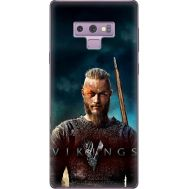 Силиконовый чехол Remax Samsung N960 Galaxy Note 9 Vikings