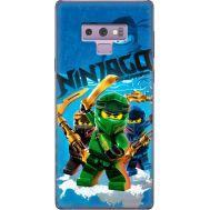 Силиконовый чехол Remax Samsung N960 Galaxy Note 9 Lego Ninjago