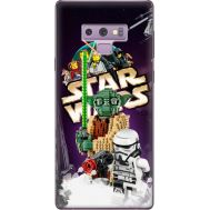 Силиконовый чехол Remax Samsung N960 Galaxy Note 9 Lego StarWars