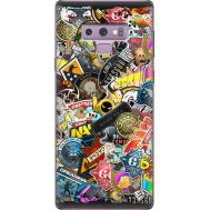 Силиконовый чехол Remax Samsung N960 Galaxy Note 9 CS:Go Stickerbombing