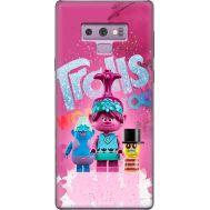 Силиконовый чехол Remax Samsung N960 Galaxy Note 9 Lego Trolls