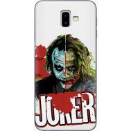 Силиконовый чехол Remax Samsung J610 Galaxy J6 Plus 2018 Joker Vector