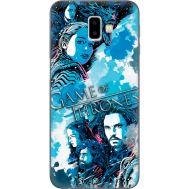 Силиконовый чехол Remax Samsung J610 Galaxy J6 Plus 2018 Game Of Thrones