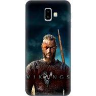 Силиконовый чехол Remax Samsung J610 Galaxy J6 Plus 2018 Vikings