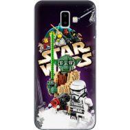 Силиконовый чехол Remax Samsung J610 Galaxy J6 Plus 2018 Lego StarWars