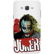 Силиконовый чехол Remax Samsung J500H Galaxy J5 Joker Vector