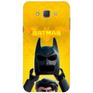 Силиконовый чехол Remax Samsung J500H Galaxy J5 Lego Batman