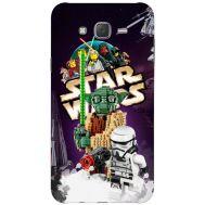 Силиконовый чехол Remax Samsung J500H Galaxy J5 Lego StarWars
