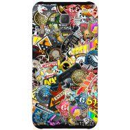 Силиконовый чехол Remax Samsung J500H Galaxy J5 CS:Go Stickerbombing