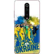 Силиконовый чехол Remax Xiaomi Mi 9T / Mi 9T Pro Ukraine national team