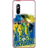 Силиконовый чехол Remax Vivo V15 Pro Ukraine national team