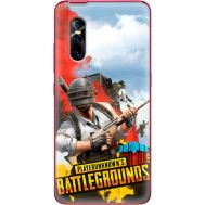Силиконовый чехол Remax Vivo V15 Pro PLAYERUNKNOWN'S BATTLEGROUNDS