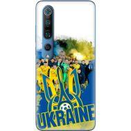 Силиконовый чехол Remax Xiaomi Mi 10 Pro Ukraine national team