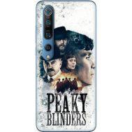 Силиконовый чехол Remax Xiaomi Mi 10 Pro Peaky Blinders Poster