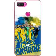 Силиконовый чехол Remax Xiaomi Mi 8 Lite Ukraine national team