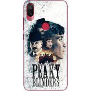 Силиконовый чехол Remax Xiaomi Mi Play Peaky Blinders Poster