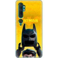 Силиконовый чехол Remax Xiaomi Mi Note 10 / Mi Note 10 Pro Lego Batman